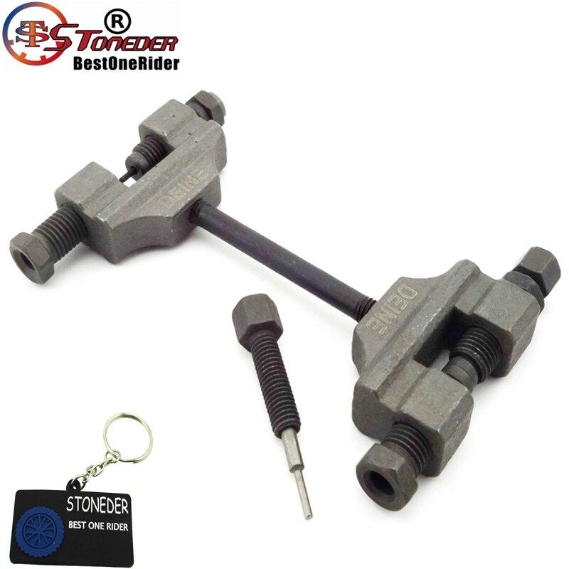 STONEDER Repair Kit Timing Cam Chain Cut Breaker Rivet Tool For Pit Dirt Motor Bike Quad 4 Wheeler ATV Motorcycle
