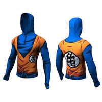 Dragon ball t-shirt super saiyan dragon ball z dbz goku végéta capsule corp t-shirt hommes/femmes/enfants larga pour garçons adolescent