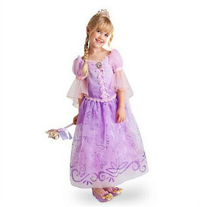 Подробнее о Character Tutu Girl Dresses Children Princess Dress Cosplay Jurken Meisjes Kinderen Kids Party Christmas Costume For Girls cosplay girl dress princess sofia dress children girls costume party dress kids tutu dresses 3 7 years old baby costumes
