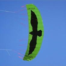 Большой 5 7 квадратных метров Мощность Кайт посадка quad линии трюк кайт с контрольной барной тяги воздушный змей Летающий кайтсерф