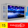 15 inch 4:3 Open Frame Monitor LCD Touch Screen TFT Computer Monitor 15 Inch four-wire DVI Resistive Touch Screen LCD monitors