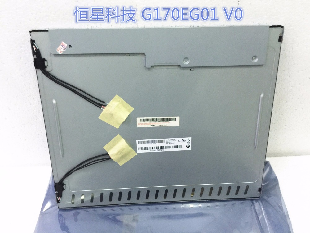 G170EG01 V.0 G170EG01 V0 LCD display screens g190eg01 v 1 g190eg01 v1 lcd display screens