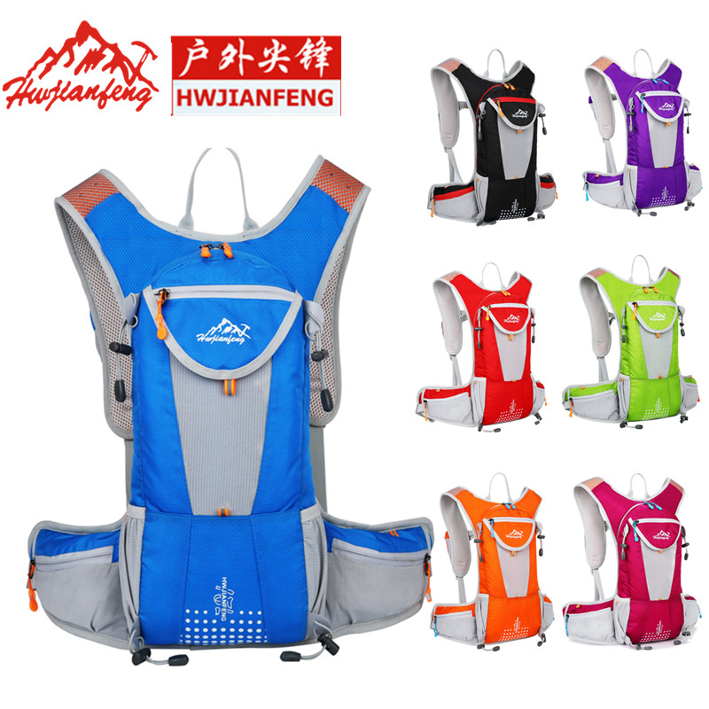 15L Bicycle Riding Bag Cycle Equipment Bike Backpacks For Holding Water Bag MTB Road Bike Bicycle Cycling Backpack Bag