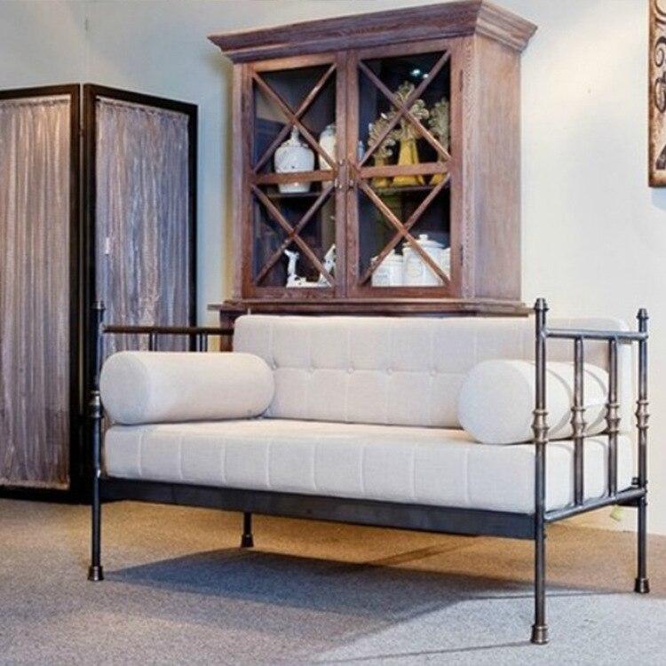 Landelijke Lounge Stoel.Echter Industriele Uitstekende Home Amerikaanse Landelijke Stijl