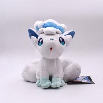 Anime Litten Rowlet Popplio Alola Vulpix Mimikyu Plush Toy 1