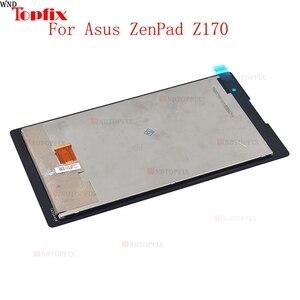 "Image 4 - 7.0 ""インチテストオリジナル Asua ZenPad C 7.0 Z170 Z170C Z170CG Lcd ディスプレイタッチスクリーンデジタイザ国会液晶交換"