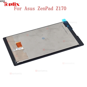 "Image 4 - 7.0""Inch Tested Original LCD For Asua ZenPad C 7.0 Z170 Z170C Z170CG LCD Display Touch Screen Digitizer Assembly LCD Replacement"
