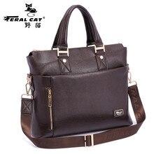 Free shipping 2016 men business handbags high quality fashion bags men messenger bags Shoulder Bag YM8806