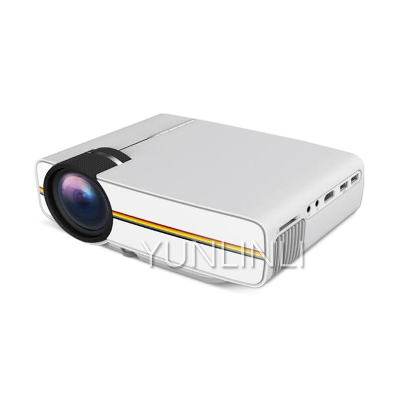 Le Jiada YG400 Mobile Phone With Screen Projector Portable Home Projector Computer Dormitory HD Home Theater YG400Le Jiada YG400 Mobile Phone With Screen Projector Portable Home Projector Computer Dormitory HD Home Theater YG400