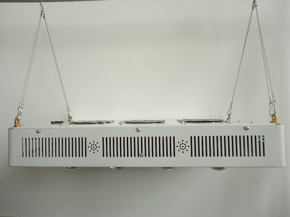 400W COB LED grow light =1500W HPS Professional in flowering More condenser More light More energy-efficient