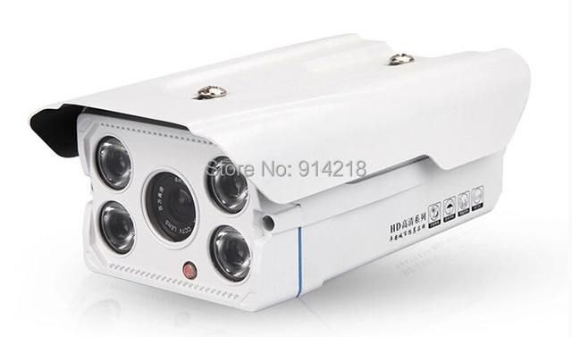 O envio gratuito de 960 P HD de 1.3MP AHD Bala color day & night vision Camera CCTV IR/infravermelho à prova d' água ao ar livre casa de segurança