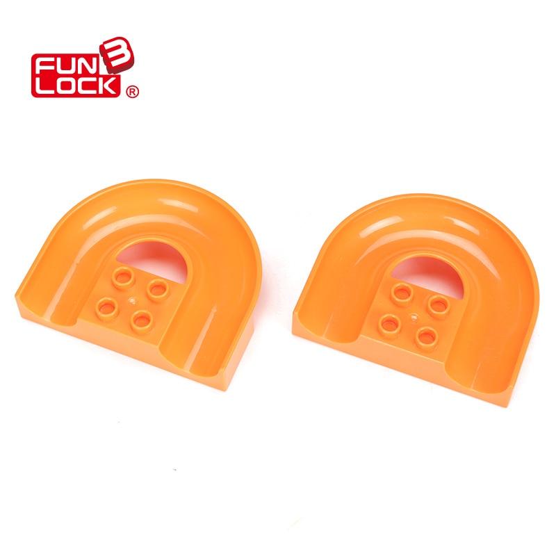 Blocos de brinquedos para crianças de Material : Plástico