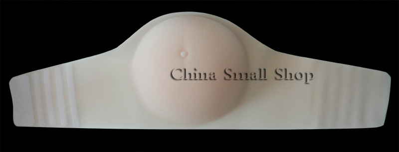 Sex Products 5~7 Months Bionic Silicone Belly One Piece Fake Pregancy Tummy Jelly Belly For Cosplay Bump 2400g/pc soft99 fusso 7 months 337