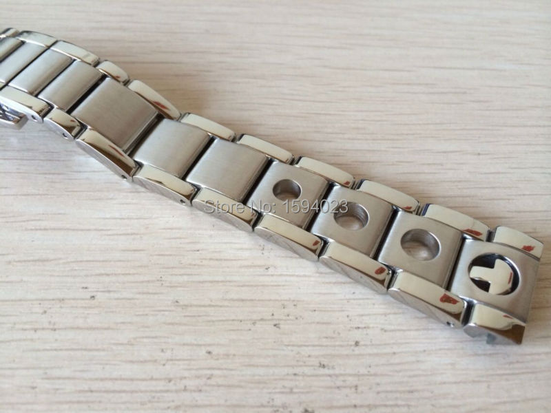 Banda de reloj T91 de 20 mm (hebilla de 18 mm) Banda de acero - Accesorios para relojes - foto 2