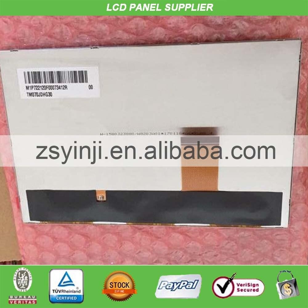 7.0  lcd panel TM070JDHG307.0  lcd panel TM070JDHG30