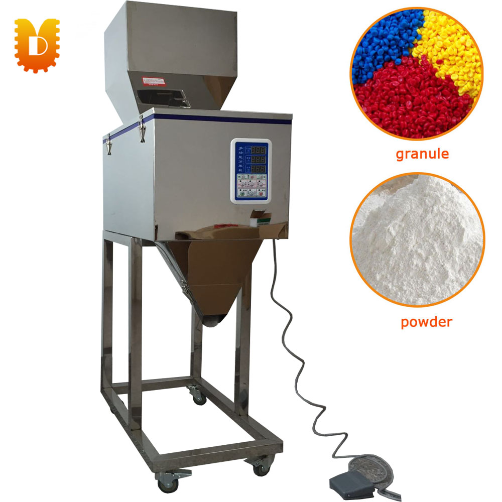 20-3000g Automatic Large capacity Particle,Powder weigher filler Multi-functional weighing and filling machine cursor positioning fully automatic weighing racking packing machine granular powder medicinal filling machine accurate 2 50g