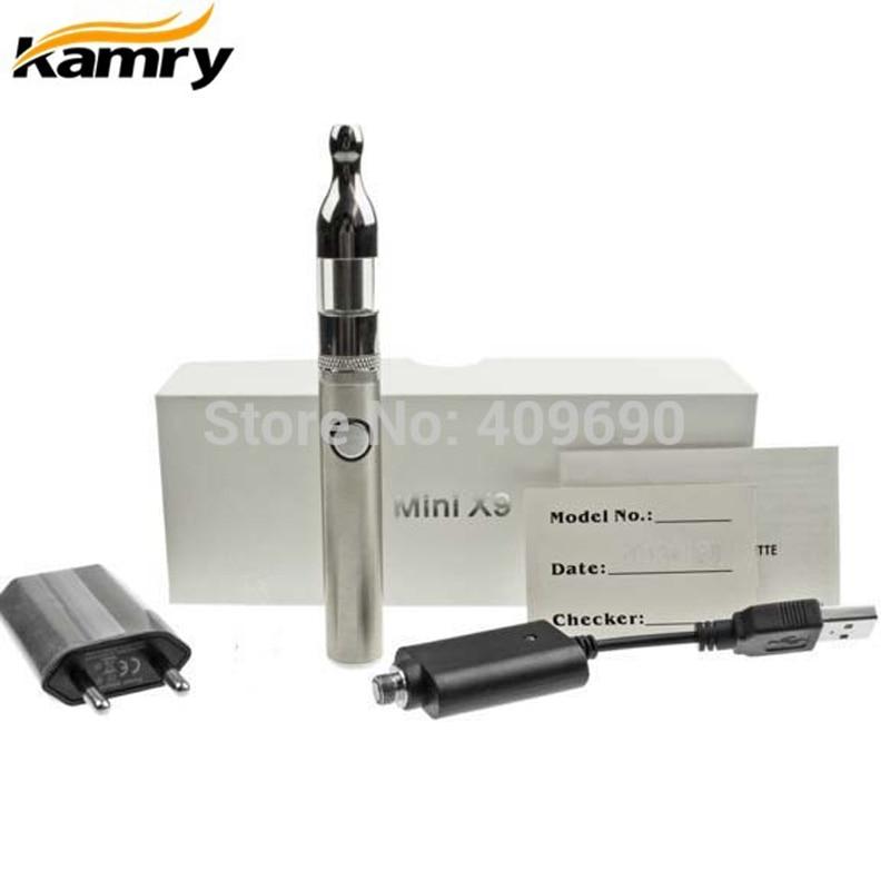 Kamry Mini X9 Kit Electronic Cigarette Stainless Steel Battery Strong Metal Sense Protank Mini X9 E