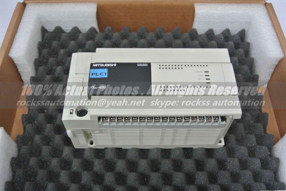 FX3U-48MT/ES-A Used Good In Conditon With Free DHL / EMS  цены