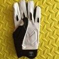 Envío libre, Marca FLG-03 Profesional Revestimiento de protección guantes de fútbol, militar receliver sticky agarre guante de fútbol Americano