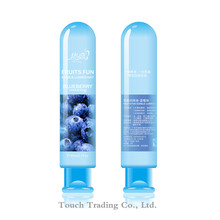 Blueberry water based lubricant vagina anal sex lube gay lubricante lube adult oil
