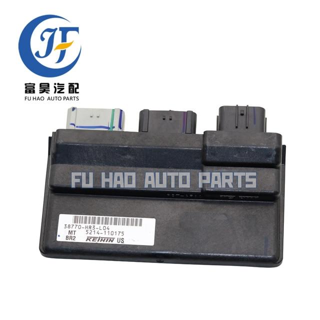 Para Honda PGM FI 38770 HR3 L04 UNIDADE OEM Genuíno