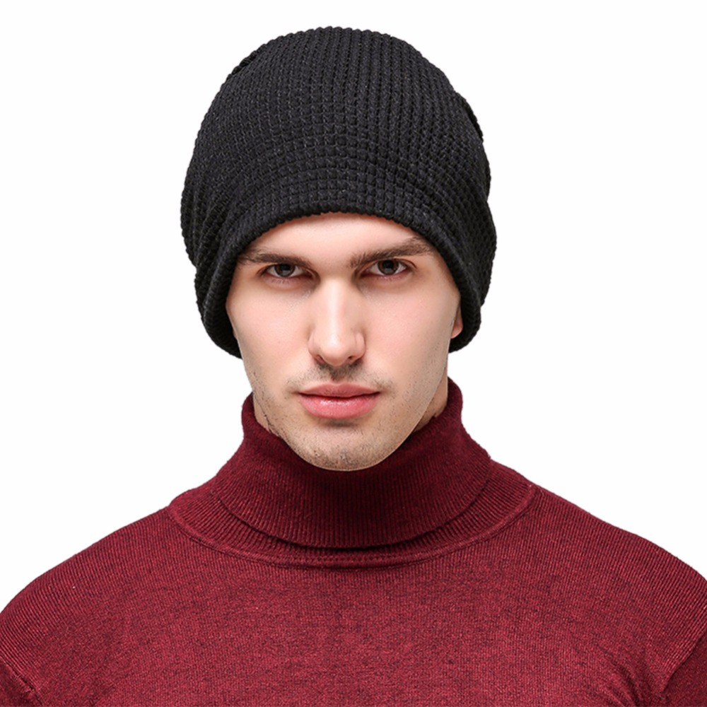 2017 Winter Autumn hats for woman and men beanies Hip hop caps girl and  boys autumn beanie hat warmer bonnet ladies casual cap-in Skullies   Beanies  from ... 167af40bdffc