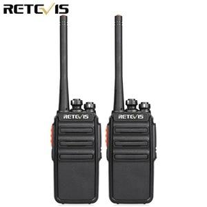 Image 1 - 2 個retevis H777Sトランシーバー 2 ワットfrs vox uhfハンディ双方向ラジオ局ポータブルトランシーバーラジオcomunicadorトランシーバ