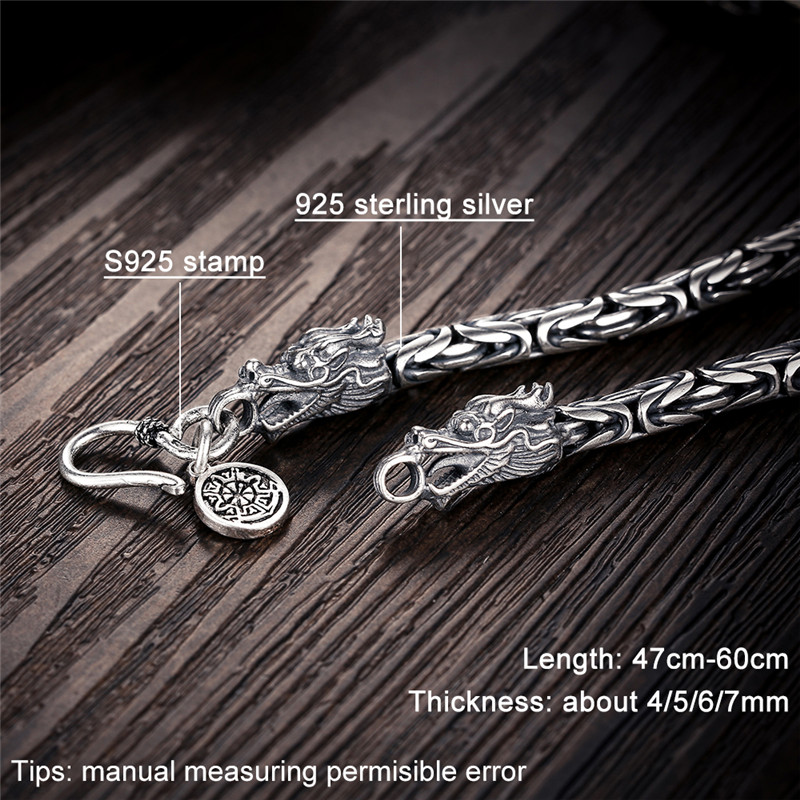 b9b30e2c33518f Note:The neckalces are made of 925 sterling silver, will not lose color.