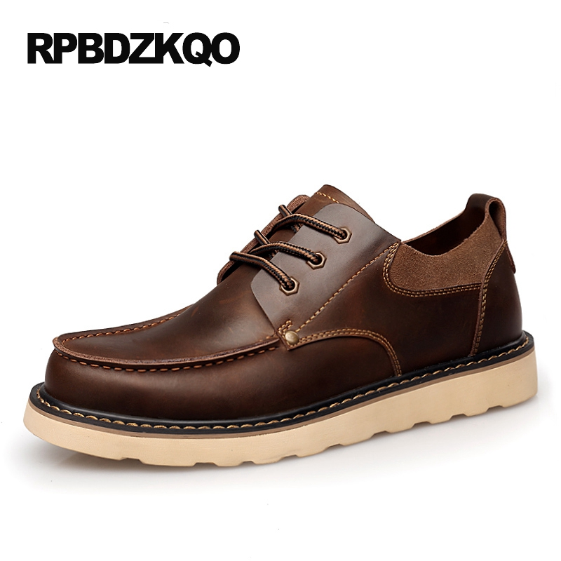 2017 46 Plus Size Black Breathable Hollow Out Shoes Men New Brown Work 11 British Style Retro Tan Casual Spring Stylish Popular цена 2017