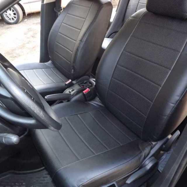 Для Chevrolet Lacetti специальные чехлы для сидений полный комплект автопилот эко-кожа
