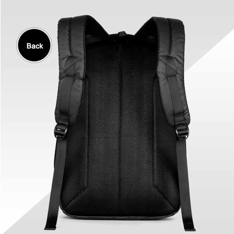 LEAPER Oxford School Backpacks For Teenagers Large Capacity Back Pack Men Travel Bag Male Mens Backpacks Mochila Solid 2018