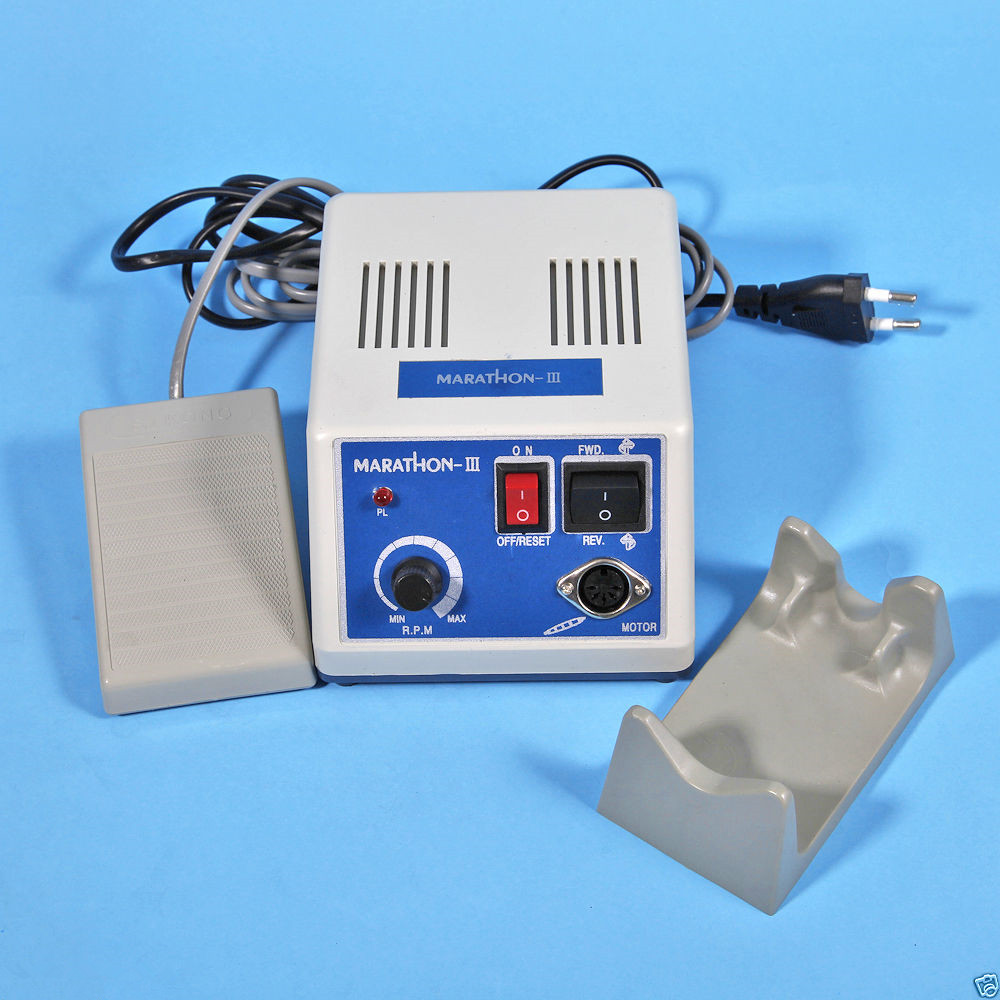 Free Shipping Dental Lab N3 Marathon Polishing Micromotor For 35000 / 35k Rpm Handpiece