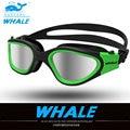 water glasses professional swimming goggles Adults Waterproof swim uv anti fog adjustable glasses oculos espelhado pool glasses