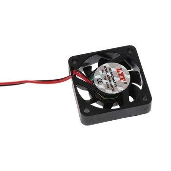 2 Pin Cool cc 12V 40mm enfriador ventilador de refrigeración sin escobillas para VGA Video gráficos Drop ship