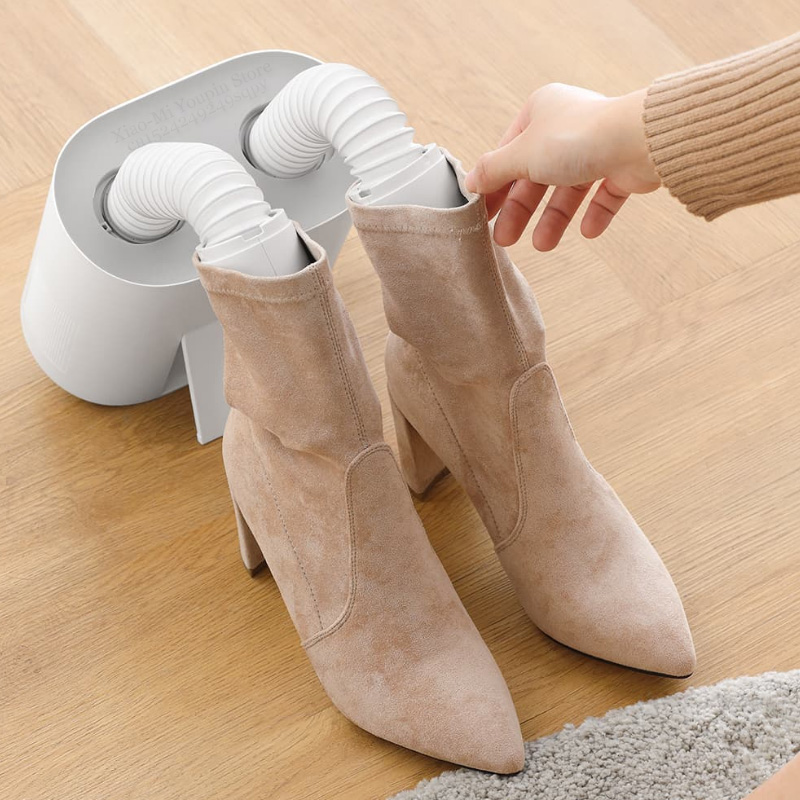 Xiaomi Deerma Intelligent multi fonction rétractable sèche chaussures multi effet stérilisation u forme Air Out porte chaussures-in Télécommande connectée from Electronique    3