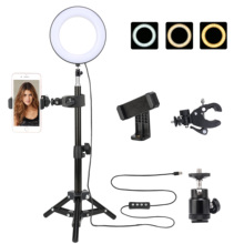 Ring Light Kit:17/45cm Outer 55W 5500K Dimmable LED Ring Light, Light Stand, Carrying Bag for Camera,Smartphone,YouTube,Self-Po neewer 18 inches 55w 5500k dimmable led ring light light stand bluetooth receiver for smartphone youtube selfie makeup light
