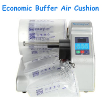 Economic Buffer Air Cushion Mini Bubble Bag Film Machine Coiling Buffer Filling Machine Bag Air Film Bubble Machine MA 400