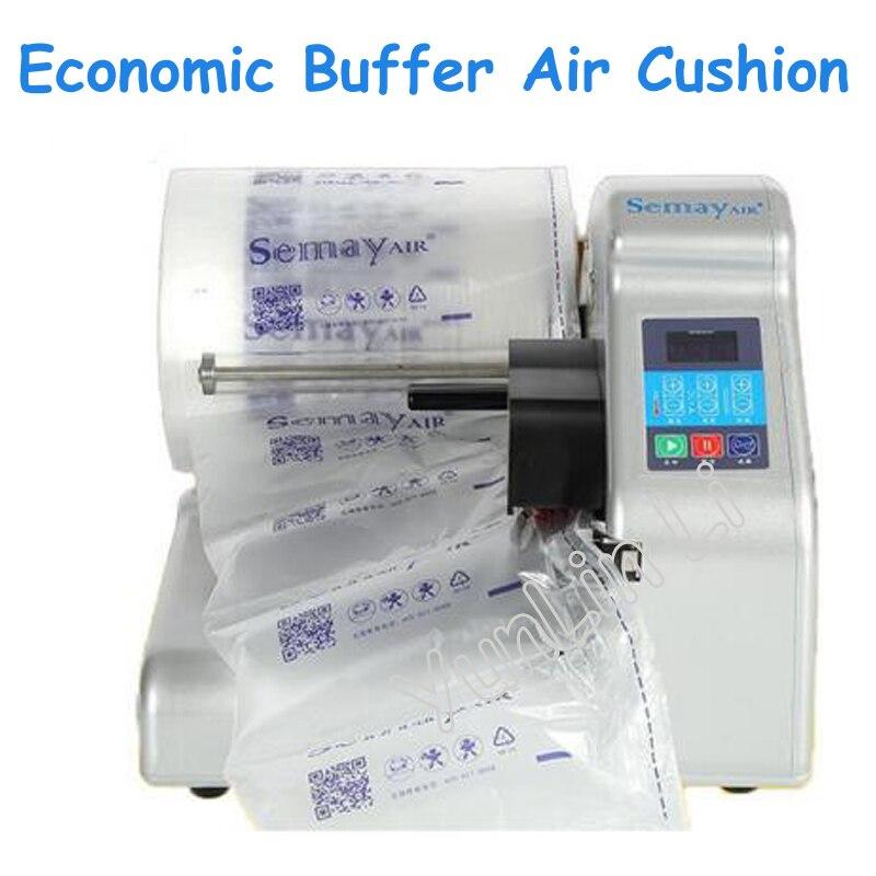Tampon économique coussin d'air Mini sac à bulles Film Machine enroulement tampon Machine de remplissage sac Air Film bulle Machine MA-400