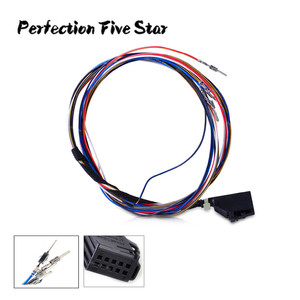 1J1970011F For VW Jetta Golf MK4 MKIV Passat For Skoda Superb For Seat Alhambra Cruise Control System GRA Harness Cable(China)