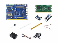Discount! Raspberry Pi Compute Module 3 Development Kit Type A with Compute module 3, DS18B20, Power Adapter, Pi Zero Camera cable
