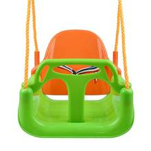 3 In 1 Toddler Swing Seat Detachable Outdoor Toddlers Children Garden Yard Tree Swing Hanging Seat Entertainment Toys Kids Gift(China)