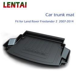LENTAI 1 шт. Автомобильный задний багажник Грузовой Коврик для Land Rover freelander 2 L359 2007 2008 2009 2010 2011 2012 2013 2014 автомобильный Противоскользящий коврик