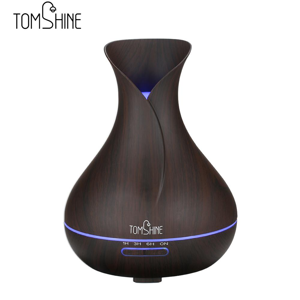 tomshine  Tomshine Air Purifier Aromatherapy Mist Maker Humidifier Essential ...