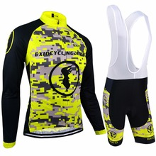 Bxio Cycling Sets Long Sleeve Mtb Bicycle Clothing Bike Wear Clothes Full Kit Maillot Roupa Ropa De Ciclismo Hombre Verano 083