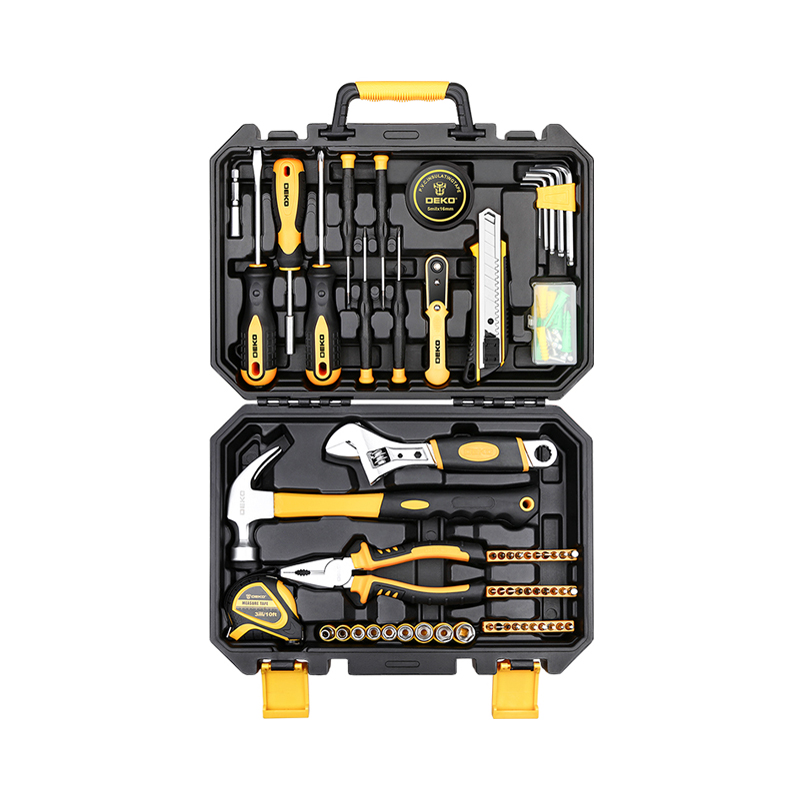 Basic Tool Set 100pcs for Car Home Depot and Chest DIY ...