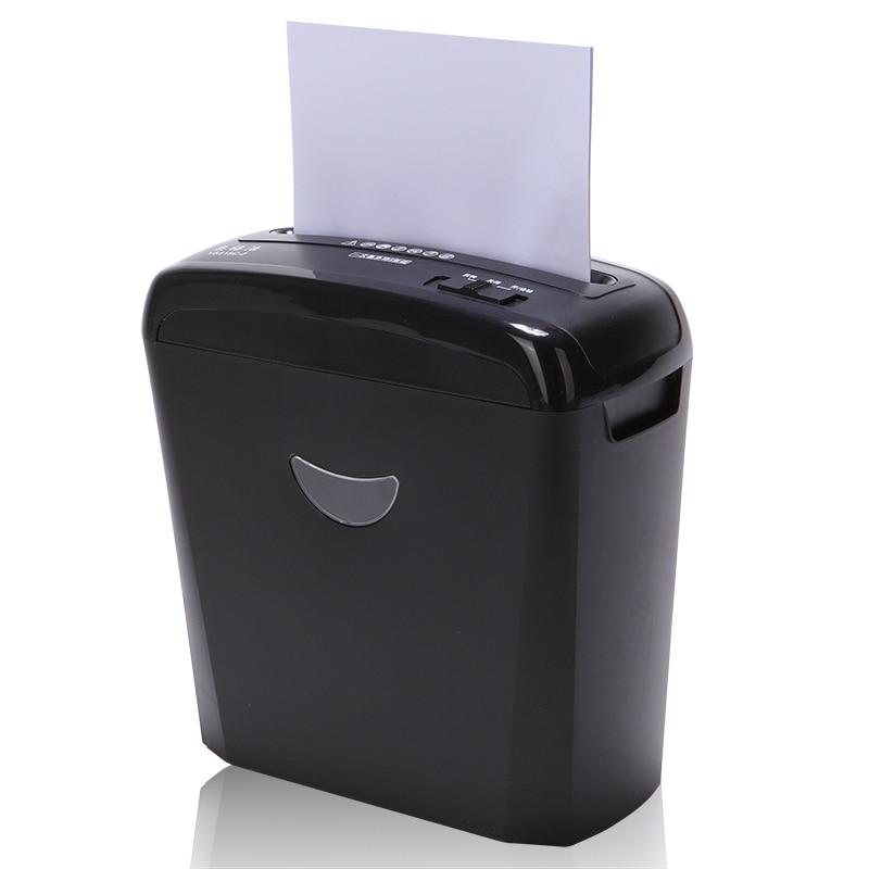 купить [RedStar]Vigorhood VS515C-2 Mini Electric Paper Shredder Broken card machine household mute pulverizer Shipping free по цене 8023.71 рублей