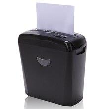 [RedStar] Vigorhood VS515C-2 Mini Elektryczny Niszczarka Papieru karty Złamane maszyny pulverizer domowego wyciszenie Wysyłka za darmo