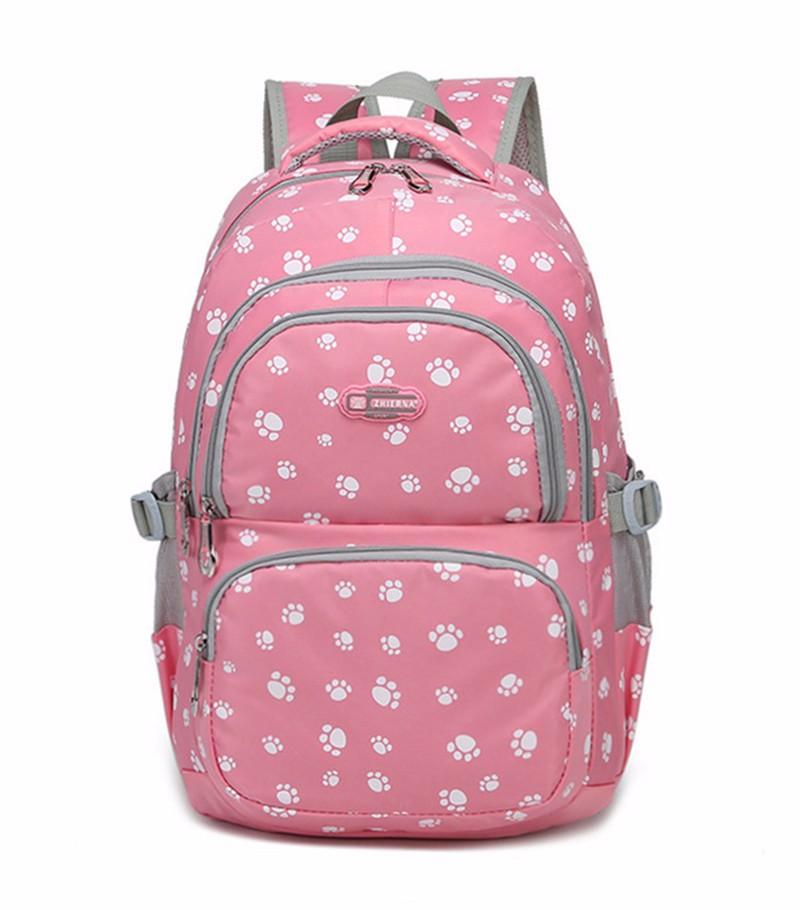 Fashion kids book bag breathable backpacks children school bags women leisure travel shoulder backpack mochila escolar infantil 15