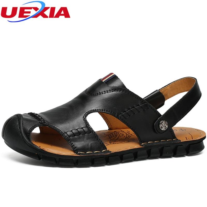 Buy now UEXIA Leather Men