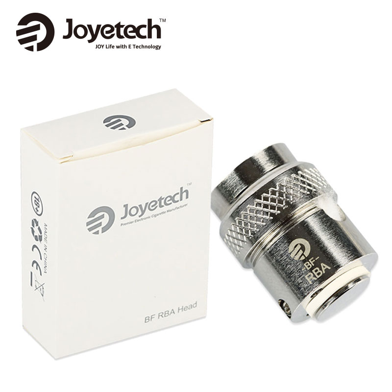 100% Original Joyetech Cubis BF RBA Coil 0.5ohm Atomizer Head for Cubis/ eGO AIO/ Cuboid Mini Tank Rebuildable Coils ecig